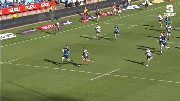 "El ""Try Of The Week"" fue para los Bulls"