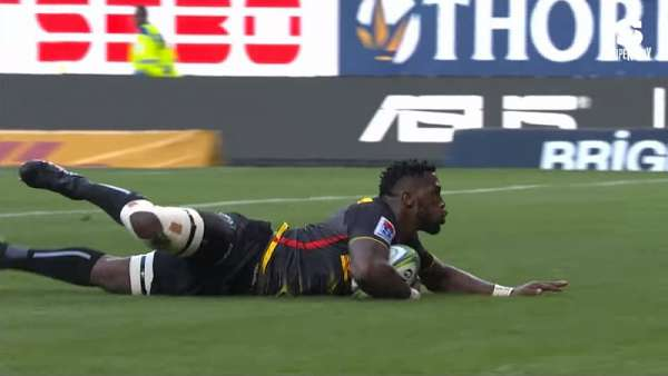 "El ""Try Of The Week"" fue para Stormers"