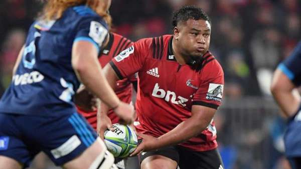 Crusaders 19-11 Blues