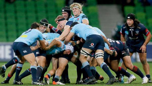 Rebels 15-20 Waratahs
