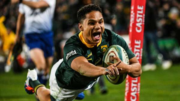 Springboks 35-17 Wallabies