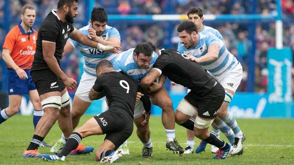 Los Pumas 16-20 All Blacks