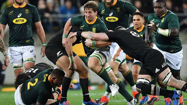 All Blacks 16-16 Springboks
