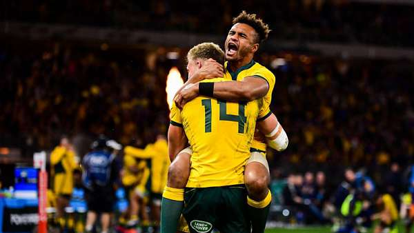 Wallabies 47-26 All Blacks