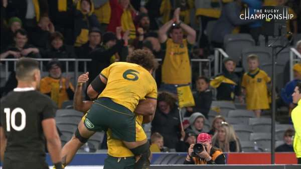"La ""Play Of The Week"" fue para Australia"