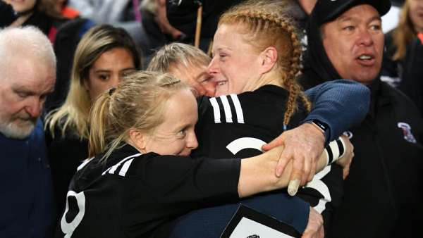 Black Ferns 37-8 Wallaroos