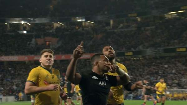"La ""Play Of The Week"" fue para los All Blacks"