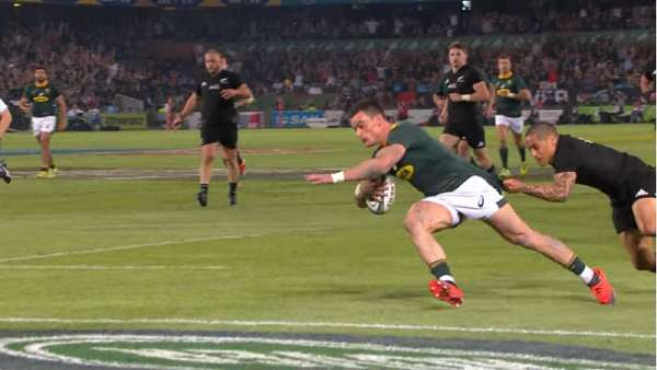 "Jesse Kriel en ""World Cup Focus"""