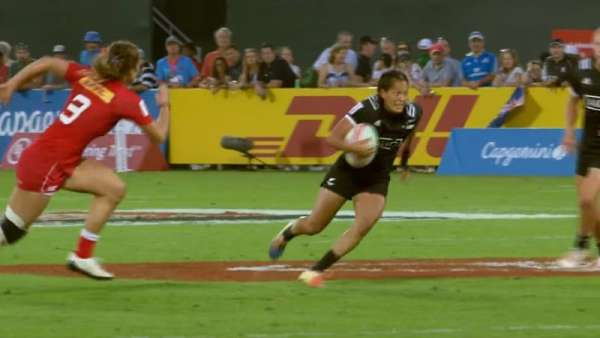 "Las nominadas a ""Women's Sevens Player of the Year 2019"""