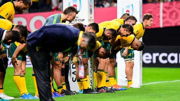Wallabies 39-21 Fiji