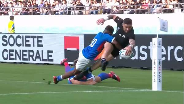 Top 10 Tries Rugby World Cup 2019