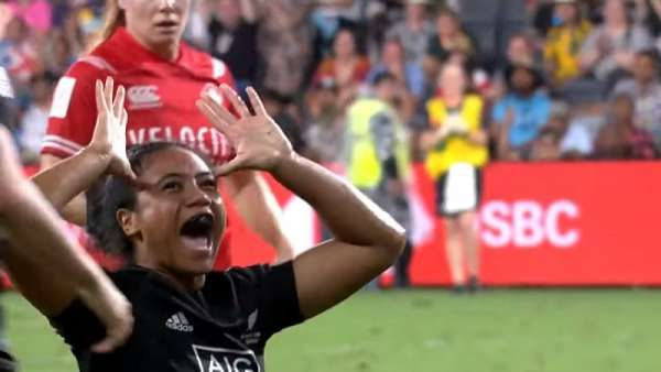 Top 7 Tries seven femenino de Sidney