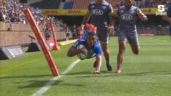 "La ""Play Of The Week"" del Super Rugby fue para Stormers"
