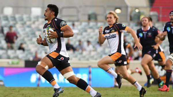 Brumbies 39-26 Rebels