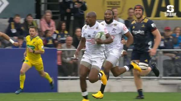 "El ""Try Of The Week"" fue para Sharks"