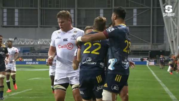 "La ""Play Of The Week"" fue para Highlanders"