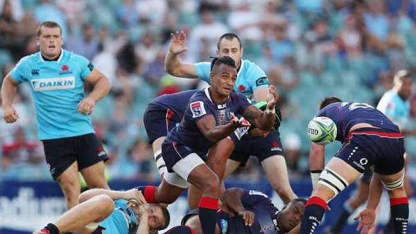Rebels 24-10 Waratahs