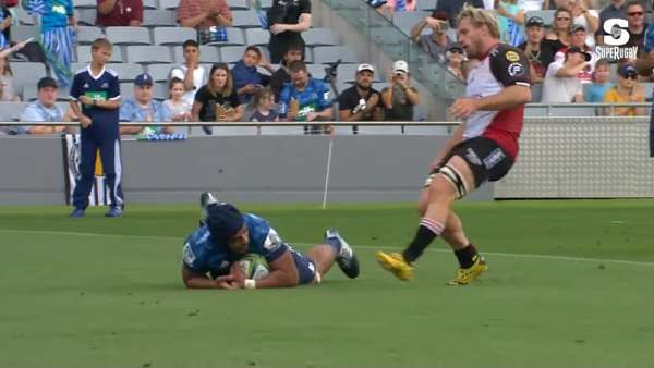 "El ""Try Of The Week"" fue para Gerard Cowley-Tuioti"