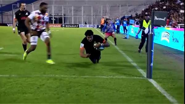 Top 5 Tries de Jaguares en 2016