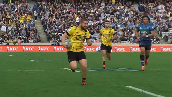"El ""Try Of The Week"" fue para Dane Coles"