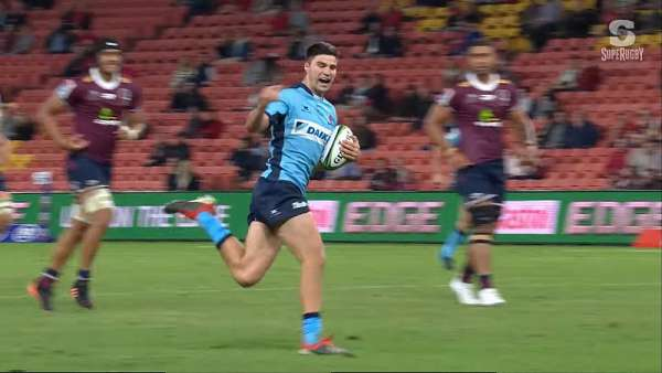 "Jack Maddocks apoyó el ""Try Of The Week"" en Australia"