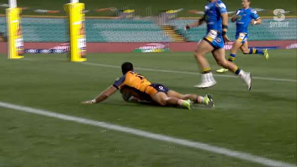 "Tom Wright y el ""Try Of The Week"" en Australia"
