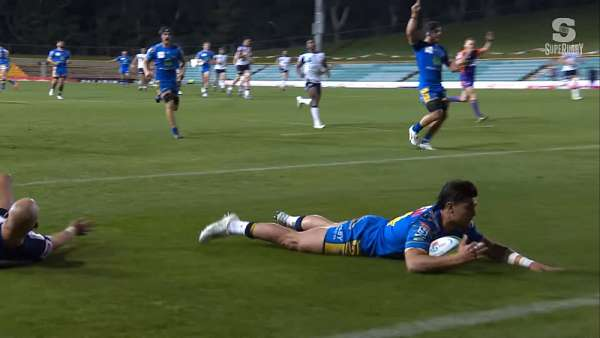 "El ""Try Of The Week"" en Australia fue para Western Force"