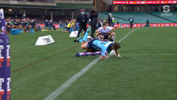 "Waratahs se llevó el ""Try Of The Week"" en Australia"