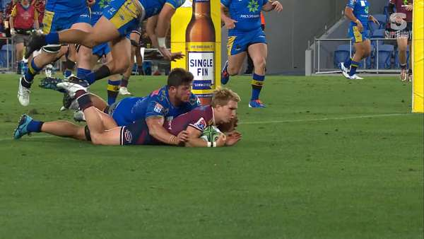 "El ""Try Of The Week"" fue para los Reds"