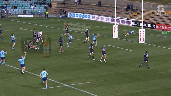 "El ""Try Of The Week"" fue para Waratahs"