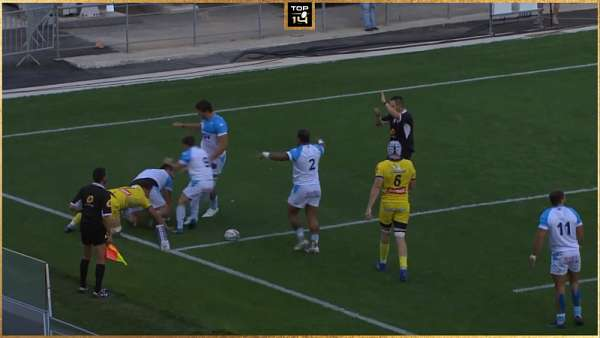Top 5 Tries de la Jornada 2 del Top 14