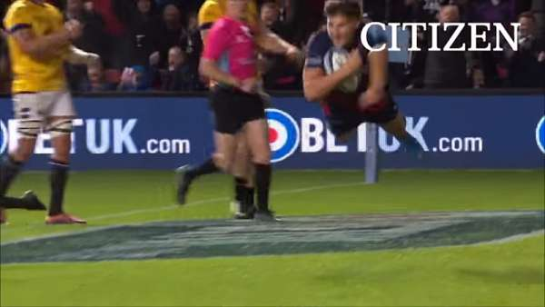 "La Premiership elige el ""Try Of The Season"""