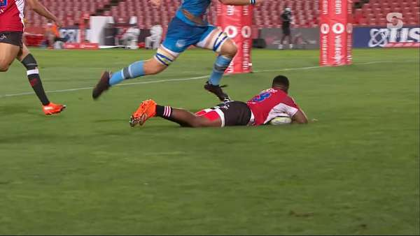 "El ""Try Of The Week"" fue para Lions"