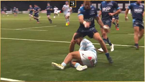 Top 5 Tries de la Jornada 10 del Top 14