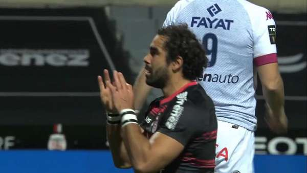 Top 5 Tries de la Jornada 12 del Top 14