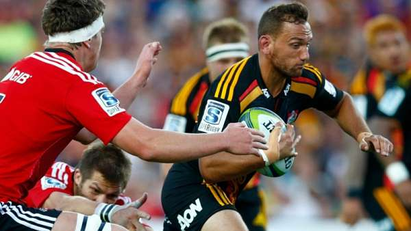 Chiefs 20-13 Crusaders