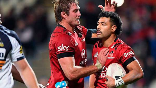 Crusaders 31-29 Brumbies