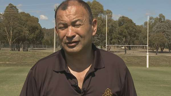 Eddie Jones y sus tips de ataque