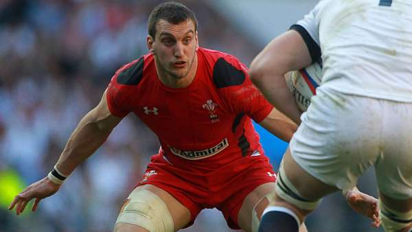 Sam Warburton, un experto del tackle