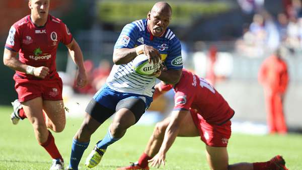 Stormers 40-22 Reds