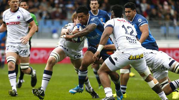 Top 5: Tackles - Top 14 - Fecha 5